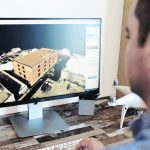 software de mapeo con drones